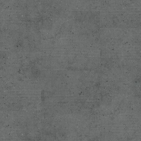 Offre Pro-Boite 5 dalles PVC clipsables - 1,15 m² - iD Click Ultimate 70-Loft-Dark - TARKETT