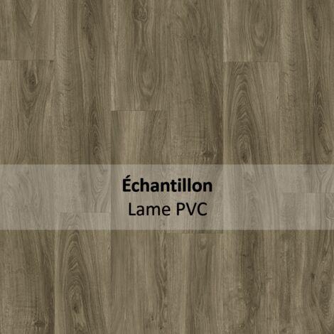 Echantillon Sol PVC clipsable - Starfloor Click 55 - imitation parquet chêne anglais gris beige - Tarkett