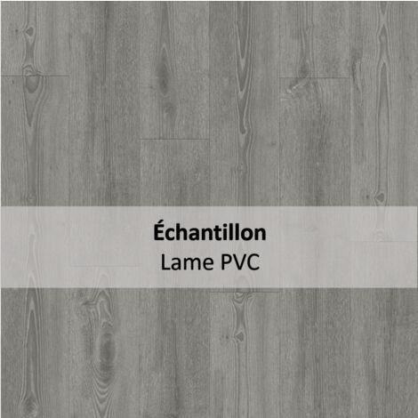 Echantillon Sol PVC clipsable - Starfloor Click 55 - imitation parquet chêne scandinave medium gris- Tarkett
