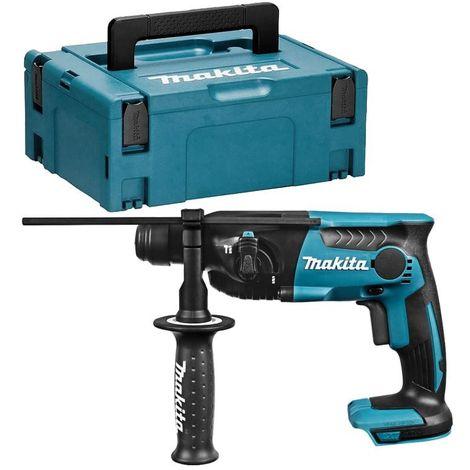 Perforateur SDS-Plus LXT 14,4V (Machine seule) en coffret - MAKITA DHR164ZJ