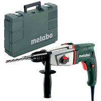 Perforateur-burineur 800W 2,3 J SDS-Plus KHE 2644 - METABO 606157000