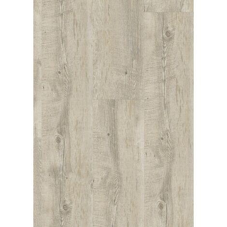 Boite de 8 lames à clipser - 2,12 m² - Senso Clic 30 214x1239 Pecan Nature - Gerflor - Pecan Nature