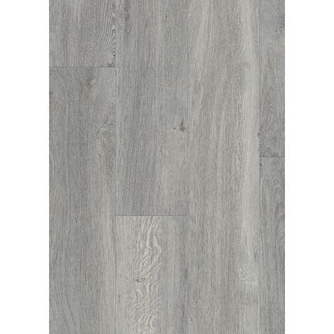 Boite de 8 lames à clipser - 2,12 m² - Senso Premium Clic 214x1239 Cleveland Grey - Gerflor - CLEVELAND GREY