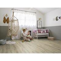 Boite de 7 lames à clipser - 2,47 m² - Senso Premium Clic 24,2x146,1 Kariba Blond - Gerflor - KARIBA BLOND
