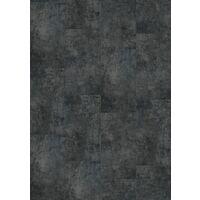 Boite de 8 dalles à clipser - 2,28 m² - Senso Clic 30 391x729 Petra Black - Gerflor