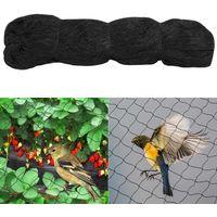 15x15m Vogelschutznetz Teichnetz Katzennetz Netz zum Schutz vor Vögeln Maschenweite 60mm