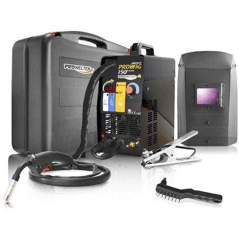 Combi fülldraht soudure périphérique électrodes fil Inverter sans gaz MIG MAG WIG MMA