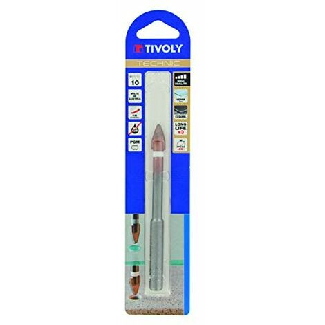forets Verre TIVOLY TECHNIC Usage INTENSIF 4