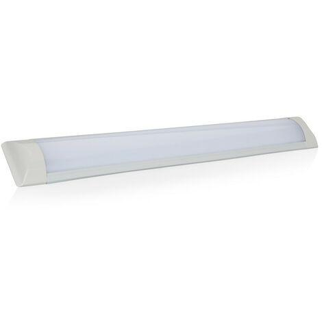 RÉGLETTE LED 36W 4000K 1213 x 21 x 153mm ASLO Éclairage Blanc neutre