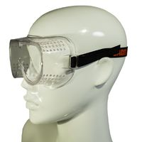 Lunettes de protection Panavision SACIT équipée de verres transparents incolores Carborock