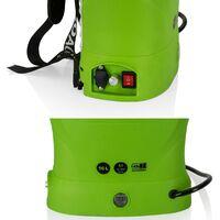 Pulvérisateur à batterie VITO 12V/8AH 16L 6 bars max autonomie 4h chargeur inclus Végetaux jardin toitures