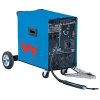 Poste à Souder MIG EASYKRAFT 150 Avec Gaz et Sans GAZ AWELCO Ventilé sur roues