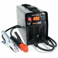 Poste a souder PRO200+ Inverter Numérique + Cagoule LCD Automatique Proweltek MMA Soudure à l'arc
