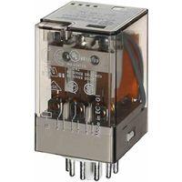 55.34.8.230.0040 Spule 230V AC Finder Steck-//Print Relais 4 Wechsler 7A