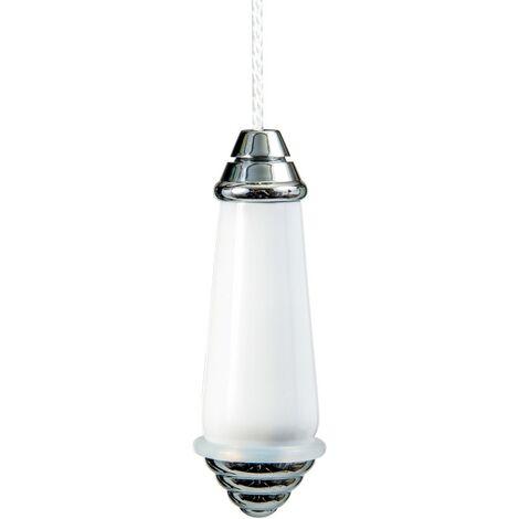 Miller Chrome & White Light Pull