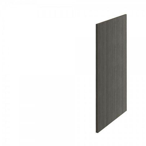 Monte Carlo Hacienda Black 370mm x 890mm Decorative Infill Panel/Rep End