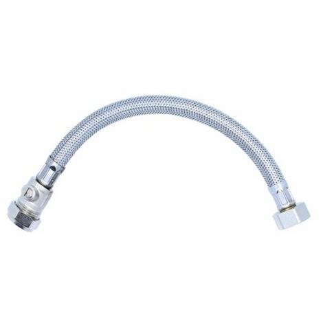 Viva Sanitary 1/2 x 15mm ISO - 300mm Flexi Connector