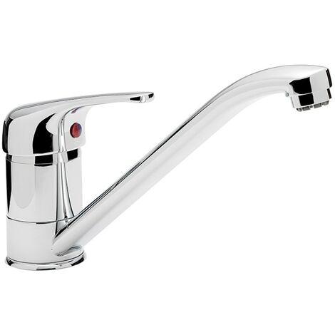 J-Dallas Chrome Kitchen Sink Mixer