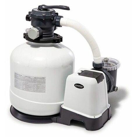 Filtre à sable Intex - 6m3/h de Intex - Catégorie Groupe de filtration