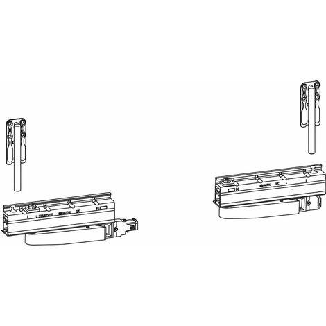 HAUTAU ATRIUM HKS 160 S ohne Zentralverschluss,links, 160kg, 1 Grundkarton | Zubehör Beschläge für Fensterbeschläge Schiebefenster Schiebetürbeschlag