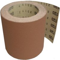 STARCKE Schwingschleifpapierrolle breite 115 mm Korn 120 1Rolle=10 Meter