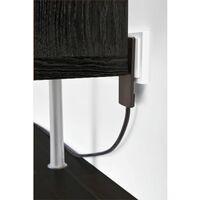 EVOline Plug-Schukostecker, max.3500 Watt, Kunststoff weiß, Inhalt: 3 Stück