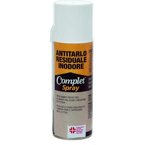 Spray Antitarlo Tarme Tarlo Per Mobili Fungicida Complet Spray 200ML Residuale