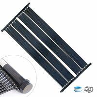 605x80CM Chauffage solaire Tapis de piscine, absorbeur solaire