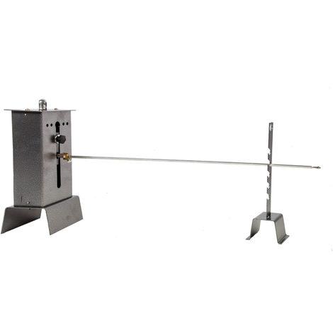Tourne broche électrique pour barbecue