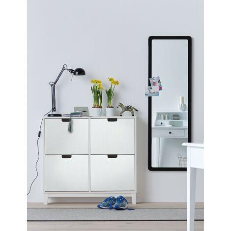Adhésif rénovation & décoration Cuir 200 x 67,5cm Blanc