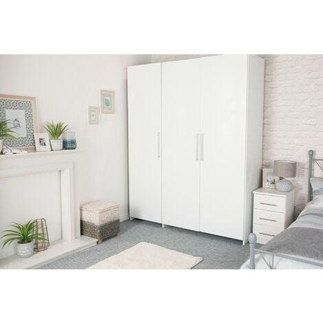 Adhésif rénovation & décoration Laque Uni 200 x 67,5cm Blanc