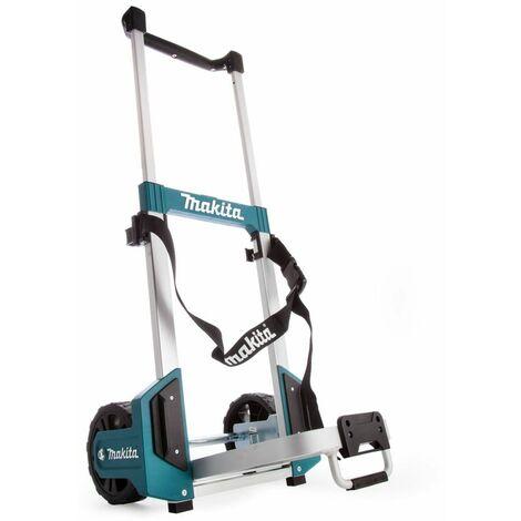 Makita TR00000001 Makpac Foldable Trolley 125kg