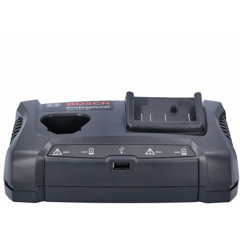 Bosch GAX 18V-30 12V/18V Dual Charging Bay With USB Port