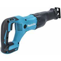 Makita DJR186 18V Cordless Reciprocating Saw With 2 x 5.0Ah Batteries & Charger
