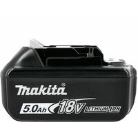 Makita Genuine BL1850 18V 5.0Ah Li-Ion LXT Battery