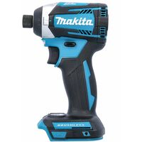 Makita DTD154Z 18V Brushless Impact Driver With Type 3 Case & Inlay