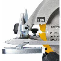 DeWalt DCS391N 18V XR li-ion Circular Saw 165mm Bare Unit