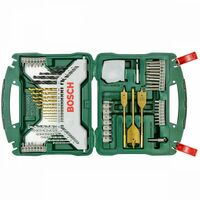 Bosch 2607019329 X-Line Titanium Dril & Screwdriver Bit Set 70 Piece