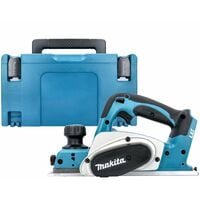 Makita DKP180Z 18V LXT Cordless 82mm Planer With Type 3 Case & Inlay
