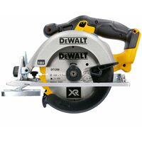 DeWalt DCS391N 18V XR li-ion Circular Saw 165mm Body With DWST1-71195 ToolBox