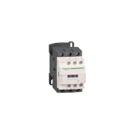 Contacteur TeSys LC1D 3P AC3 440V 12 A bobine 24 V CC - LC1D12BD