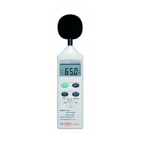 Sonomètre Fsm 130 Geofennel
