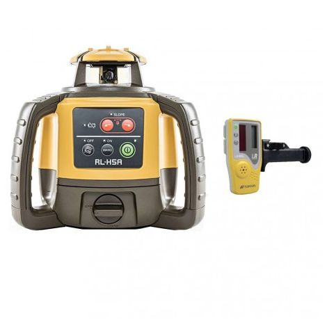 Niveau Laser Rotatif Simple Pente Topcon Rlh5a