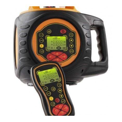 Niveau Laser Rotatif De Nivellement Geofennel Fl 500h-g - Pentes Raides (25%)