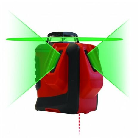 Laser Automatique Vert Laserbox-360 Green Metrica