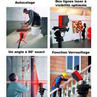 Niveau Laser Croix Automatique Lino L2 Leica - Livré En Sacoche