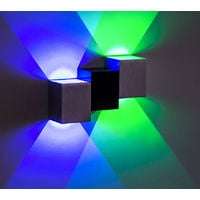 Modern Led Wall Lights Sconce Up Down Wall Lamp Night Light For Living Room Bedroom Wall Lighting Store Living Room Hotel Bar 6w Cool White Zmb100 1