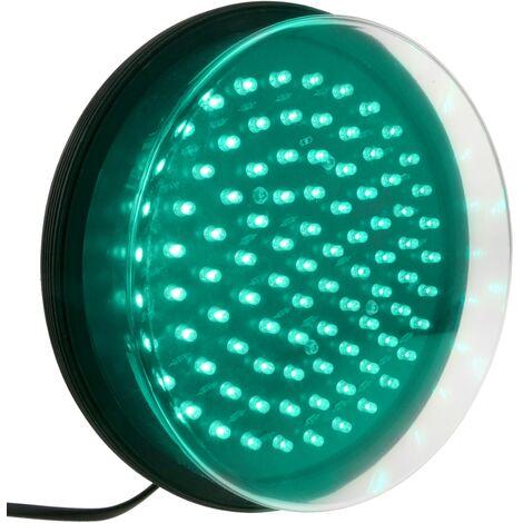 PrimeMatik - Luz LED para semáforo IP65 200mm de 220VAC verde