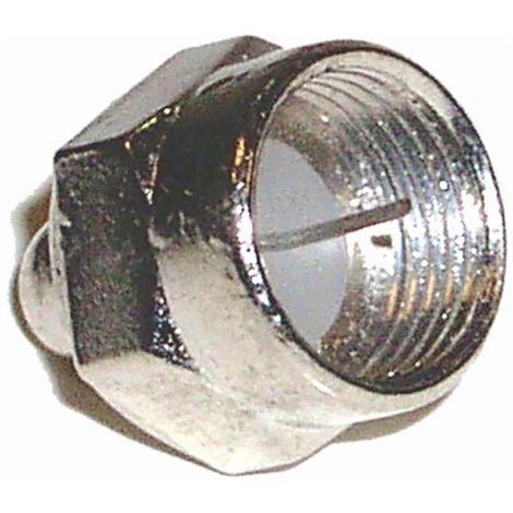 BeMatik - Conector F Macho (Terminador)