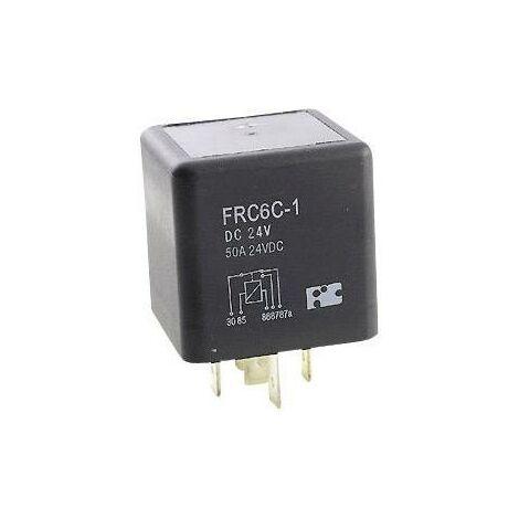 Relais automobile FiC FRC6BA-1-DC12V FRC6BA-1-DC12V 12 V/DC 150 A 1 NO (T) 1 pc(s) S71236